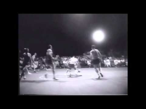 Film from the 1959 Stokes Game - many legends playing