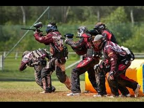 Paintball WAR At Downtown Kharadi ,PUNE