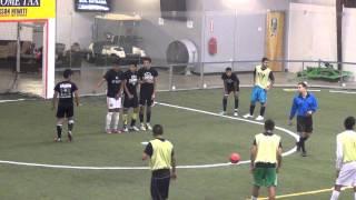 Golazo Soccer Torneo Relampago Spring Break Semifinal- Chivas(1) vs. Juventus (3) 2nd half