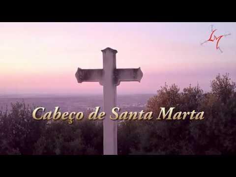 Moitas Venda - Cabeço de Santa Marta - Drone