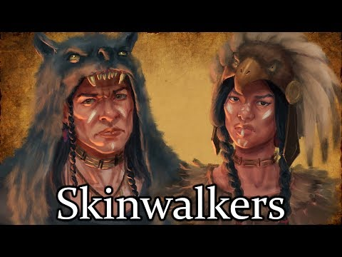 Skinwalkers: The Evil Navajo Shapeshifters - (Native American Folklore Explained)