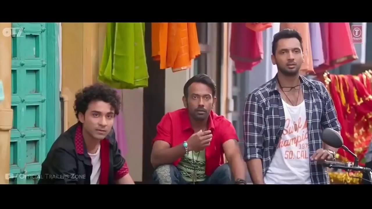 Download Nawabzaade movie all COMEDY SCENE part 1    Raghav juyal,Darmesh yelande,punit pathak  comedy