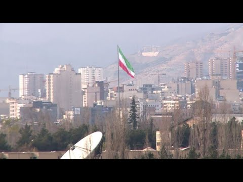 Tehran residents react to days of protests in Iran