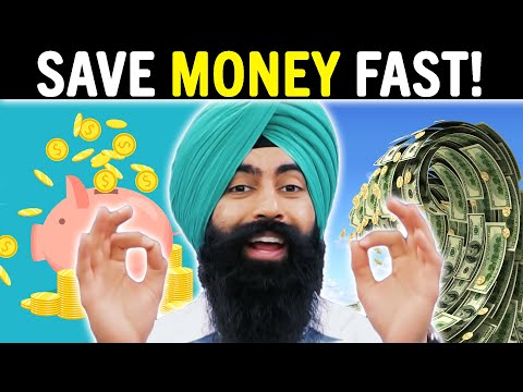 5 HACKS To Save A LOT Of Money FAST