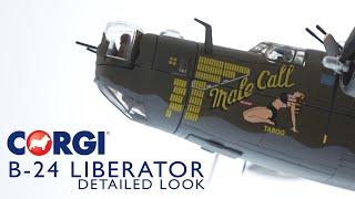 Corgi | AA34018 B-24 Liberator 'Male Call'