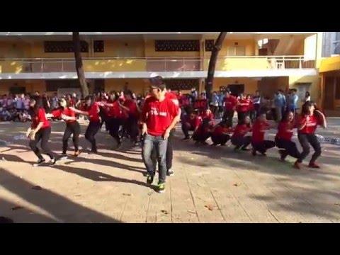 B8 Flashmob - Turn Me On (Semi-final)