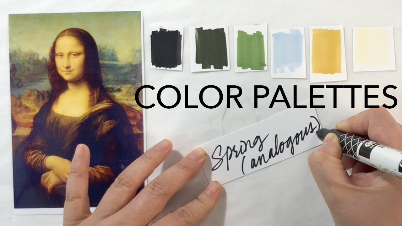 How To Create Color Stories For Your Fashion Collection Youtube