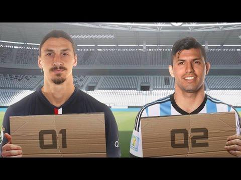 IBRA OU AGUERO ?!?! - FIFA 16 - Modo Carreira #63 [Xbox One]