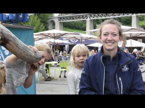 Closer To Nature at the J. Safra Sarasin Swiss Open Gstaad