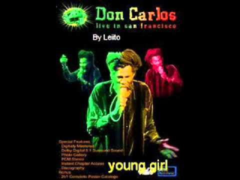 Don Carlos-Young Girl