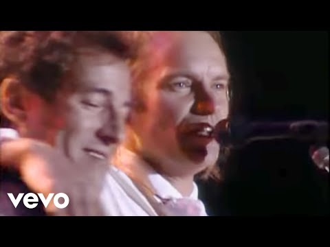 Sting, Bruce Springsteen - Every Breath You Take (Live)