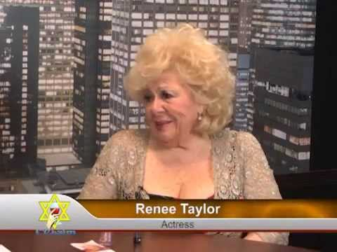The great Renee Taylor joins Host Lee Lazerson on To Life, L'Chaim on JLTV