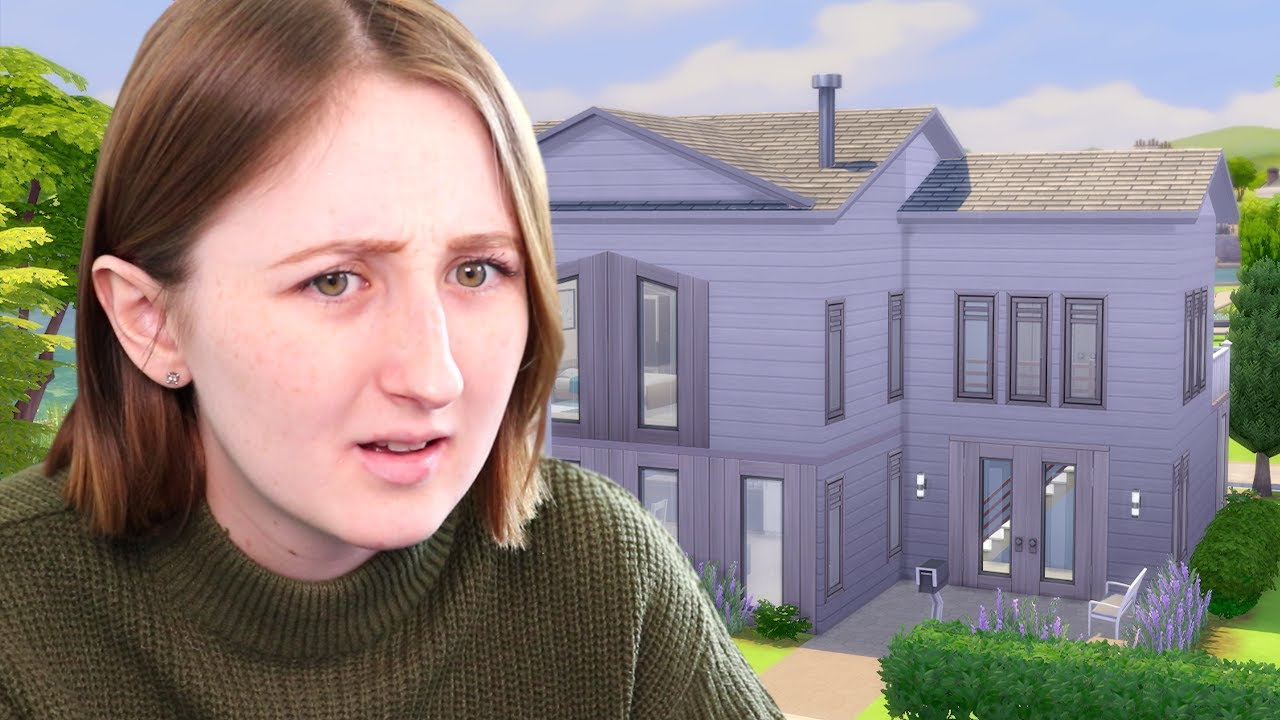 Can I fix this weird student housing in The Sims 4: University? thumbnail