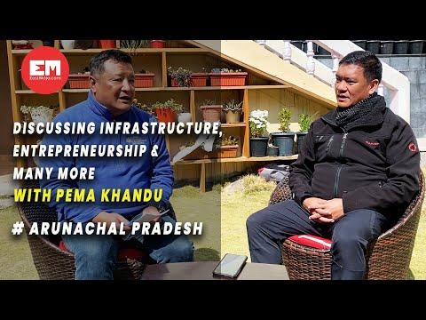 Exclusive interview with Arunachal CM Pema Khandu