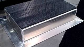 Metal Bus Step Stool - How Safe Are They?