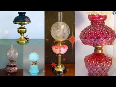 Antiqueoil lamps