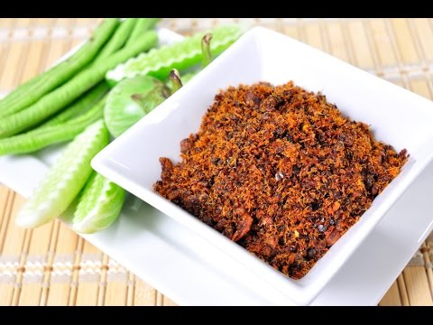 how to make chili paste pinoy style
