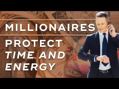 How Millionaires Protect Their Time & Energy | Dan Lok