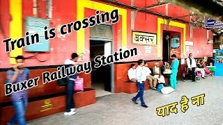 Buxer Railway Station / Buxer Station / Indian Railway Station