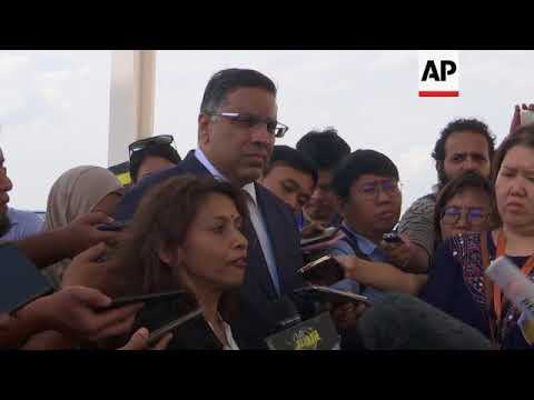 Malaysia's Attorney general lawyer comments on seized yacht