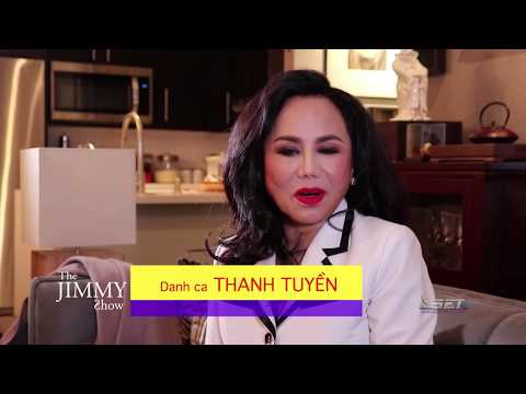 ASIA Interview (Asia 81) | Danh ca Thanh Tuyền (The Jimmy Show - SET TV 56.5  www.setchannel.tv)