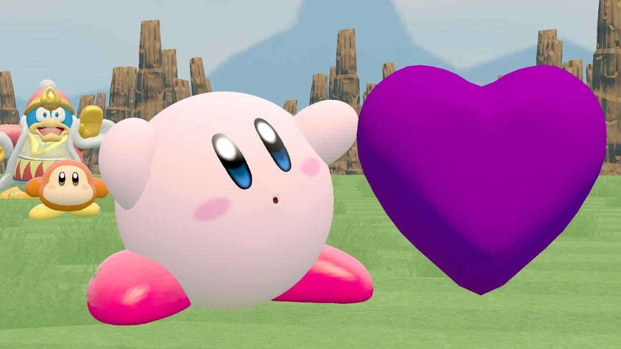 Sfm Kirby And The Dark Heart