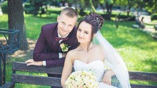 Максим и Людмила (SDE - клип в день свадьбы - 22-07-2018)