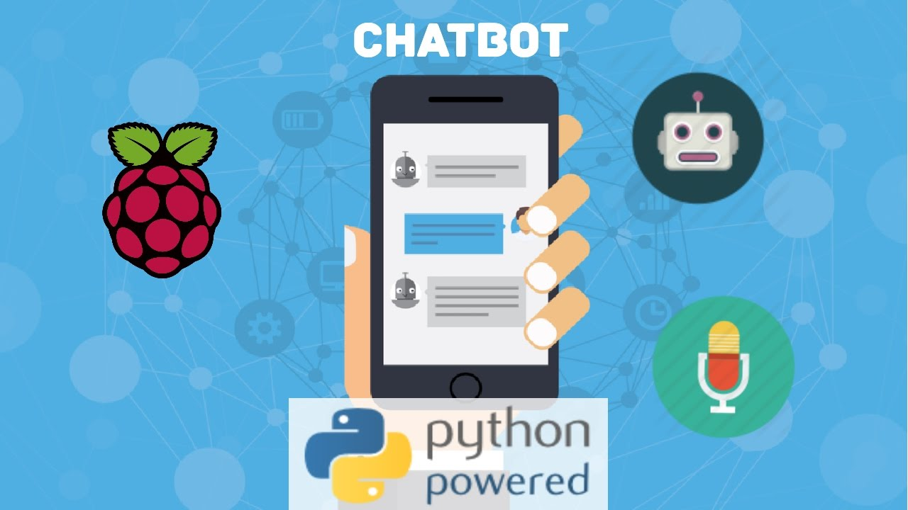 Make a Python Powered ChatBot #Raspberry Pi: 4 Steps (with Pictures)