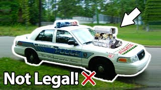 10 illegal car modifications 🚓