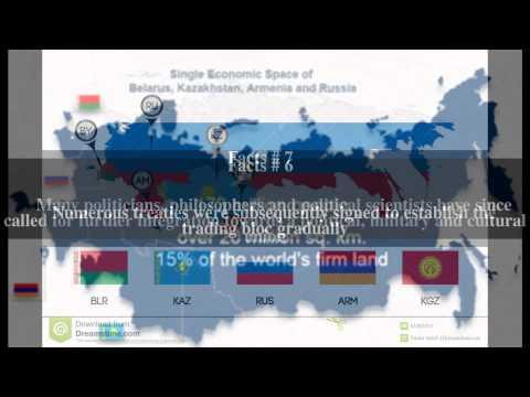Eurasian Economic Union Top # 12 Facts
