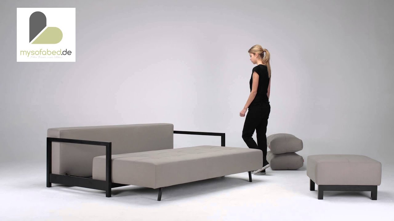 bifrost deluxe excess lounger schlafsofa big sofa von innovation youtube. Black Bedroom Furniture Sets. Home Design Ideas