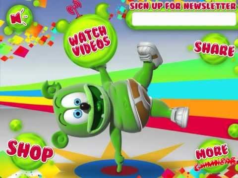 Free Gummibär Video Player App iOs iPhone iPad iPod Gummy Bear