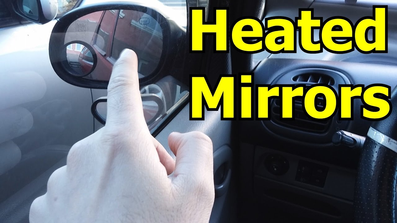 heated mirrors usage fuse box xsara picasso  [ 1280 x 720 Pixel ]