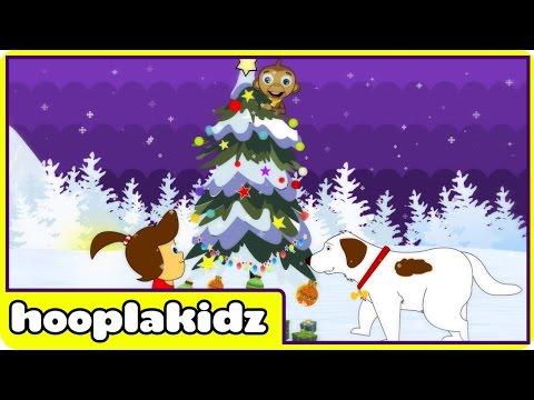 O Christmas Tree  Christmas Carols  Christmas Carols Songs For Children  Hooplakidz