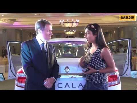 Renault Scala launch | SIAM Conference 2012- Dr. Pawan Goenka in convo- Turbo6