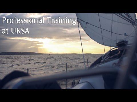 Professional Training at UKSA