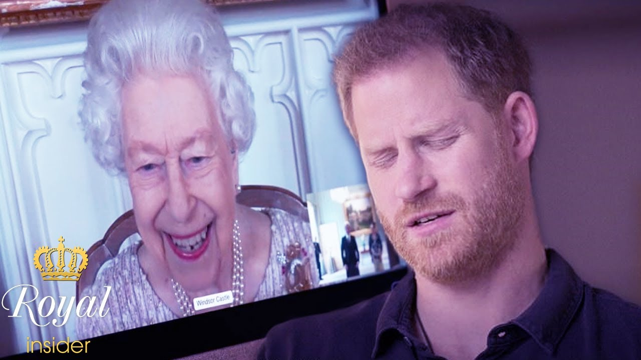 The Queen brushed aside any personal ill feelings to carry out an engagement from Windsor Castle