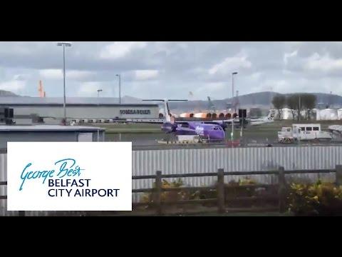 Belfast City Airport 31/03/2017