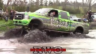 XXXTREME OFFROAD TRUCK AND MONSTER SXS BOUNTY HOLE!!!