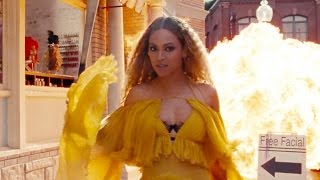 Beyonce Fans Go CRAZY Over Beyonce's Emmy Snub