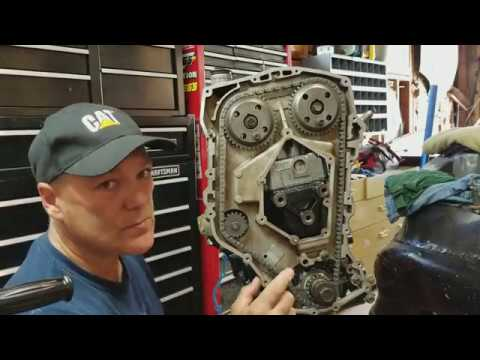 Quad 4 How to install timing chain and put motor in time