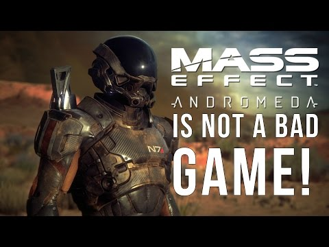 Thumbnail: Mass Effect: Andromeda is A GOOD GAME