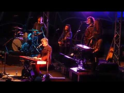 "Neil Finn plays Split Enz song ""Message to My girl"" at Bostheater Amsterdam"