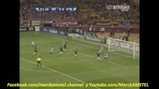 Inter de Milan 0 vs Atletico de Madrid 2 - MONACO FINAL / UEFA Supercup 2010