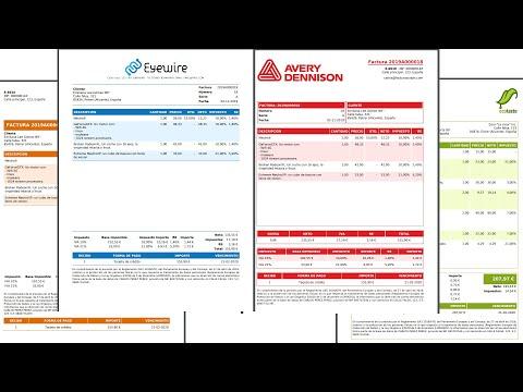 Personaliza las facturas con el plugin PlantillasPDF para FacturaScripts