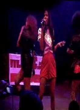 Amerie Talkin To Me Live DC