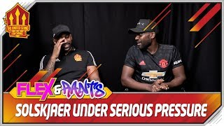 Solskjaer out! Wenger in? Flex and Rants MUFC Talk
