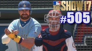 TAUNTING A PARALYZED MAN! | MLB The Show 17 | Road to the Show #505