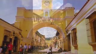 A little walk through Antigua, Guatemala.