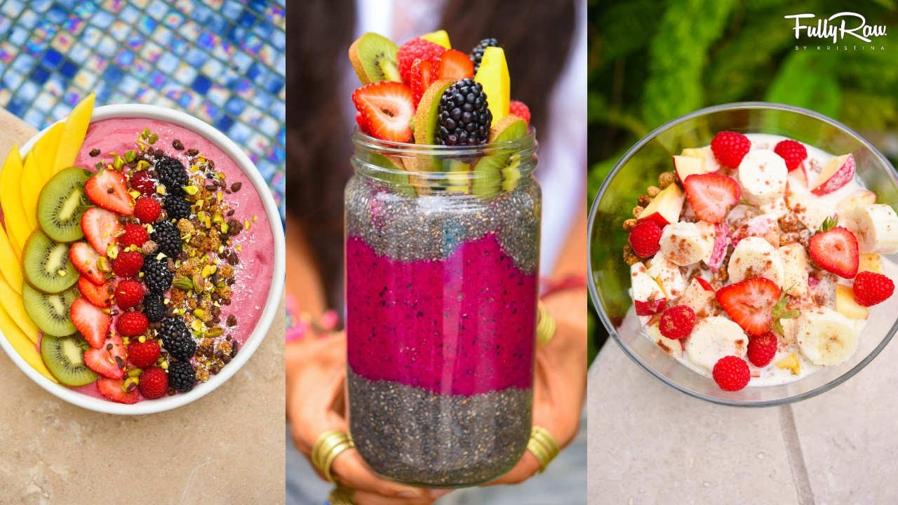 3 fullyraw vegan breakfast recipes you need to try youtube forumfinder Images